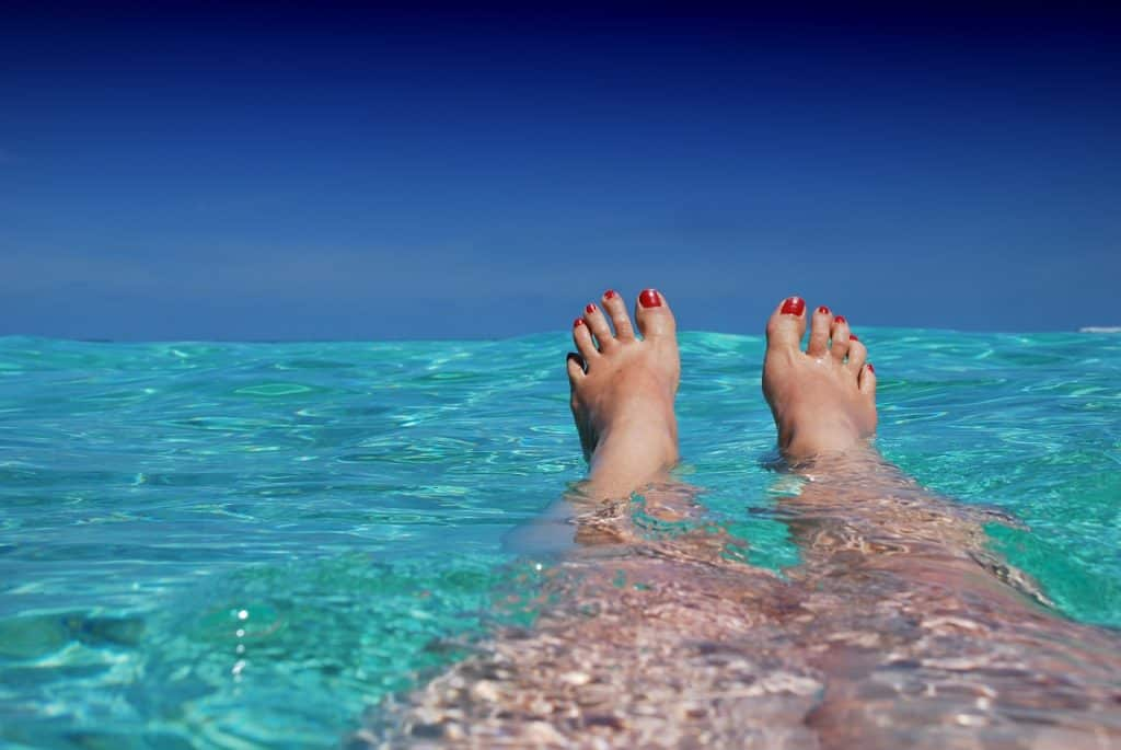 Stay calm and float your worries away